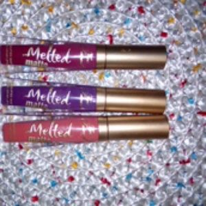 Too Faced melted matte liquified matte long wear l